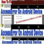 How To Fix Access Error On Android Device Apps Xp Psiphon