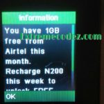 How To Get Airtel Free 1GB Data Bonus