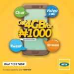 How To Get MTN WinBack WelcomeBack 2000 Bonus N500 Voice Call