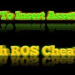 How To Insert assets.npk file To ROS ( With ROS CHEAT V4)