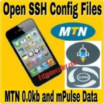 How to CreateOpen SSH Config File For MTN 0.0kb and mPulse Data
