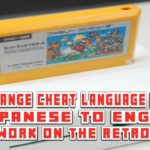 How to change cheat file names to work on the Retrofreak console