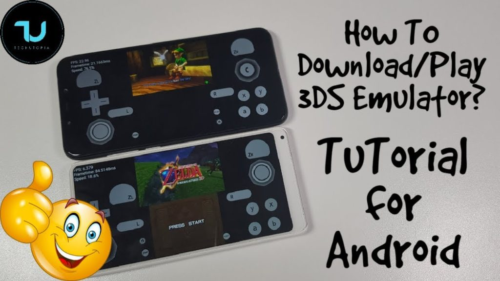 3DS Emulator iOS files Archives