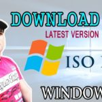 How to download Latest version Windows 10 iso file?