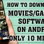 How to download movies pc games,apps,songs for free on your