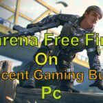 How to install Free Fire game and other Apps in Tencent gaming