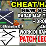 PATCH LEOMORD – CHEATHACK RADAR MAP, DRONE VIEW DI RANK WORK