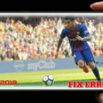 Pes 2019 Download On Android All Error Fixed