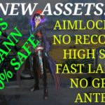 ROS CHEAT HACK NEW UPDATE ASSETS NPK 100 SAFE 100 AIMLOCK NO