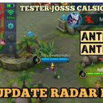 UPDATE Cheat FIX Radar Map Mobile Legend Anti eror