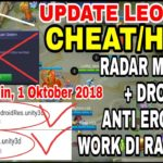UPDATE PATCH LEOMORD – CHEATHACK RADAR MAP DRONE VIEW ANTI