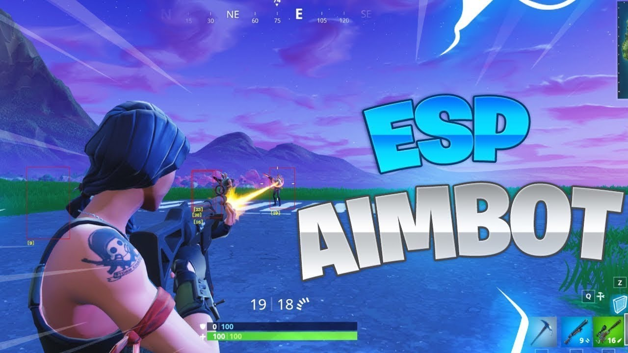 free fortnite aimbot ps4 download