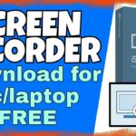 Download screen recorder for pc laptop 32bit free 2019,screen