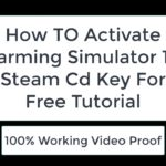 Farming Simulator 19 Serial Key Cd Tutorial How To Get Key