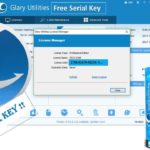 Glary Utilities Pro 5.91.0.112 Registration.