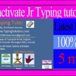How To Install JR TYPING TUTOR 9.33 Latest Version Life time