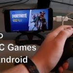 How To Play PC Games On Android Using Parsec (Fortnite, Pubg,