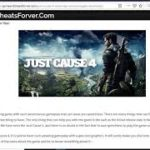 Just Cause 4 Serial Key CD Key Keygen – Crack