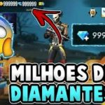 NOVO BUG DE DIAMANTES INFINITO NO FREE FIRE, BUG DE DIAMANTE