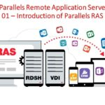 Parallels Remote Application Server 01 – Introduction of