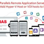 Parallels Remote Application Server 08 – How to Add Hyper-V Host