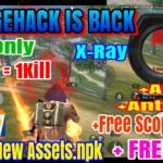 RULES OF SURVIVAL – NEW ASSETS.NPK CHEAT DAMAGE HACK UPDATE
