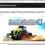 Working Farming Simulator 2019 License Key, Serial Key,