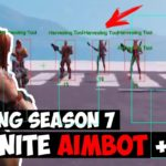 🎄 Fortnite free HACK WORKING ON SEASON 7 AIMBOT, ESP +