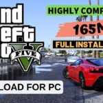 How To Download Install Grand Theft Auto V For PC IN 165MB Only