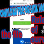 How to get File Assets or download Hack – Rule of Survival
