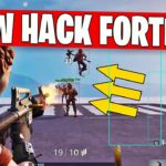 🎄 NEW FREE CHEATHACK Fortnite PC (AIMBOT, WALLHACK,