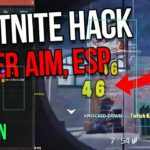👑 SUPER-AIMBOT Fortnite BIG HACK AIM, ESP, WALLSHOT