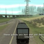Chain Game 48 mod – GTA San Andreas – Trucking missions 1 thru 6
