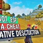 🔥🔥Creative Destruction Free Hack – Esp, Aimbot, Fly,