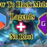 How to Hack Mobile Legendsរបៀបហែក Game mobile