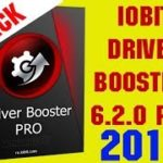 ✅ IObit Driver Booster V 6.2.0 PRO Latest Serial Key Crack