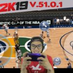 NBA 2K19 V51.0 with Multiplayer Custom Buttons Android