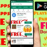 Paid app free download Android pro apps and games free
