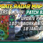 UPDATE RADAR MAP HACK PATCH BADANG 1.3.44 TERBARU 100 WORK ANTI