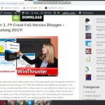 Winthruster 1.79 Full Crack 2019 Serial Key + Keygen Free