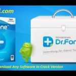 Wondershare Dr.fone 9.9.0 Crack Updated With Serial Key Free