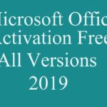 2019 Permanently activate Microsoft Office Without any software