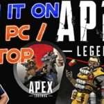 APEX LEGENDS Can Your PC run this game? How to Check this..