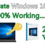 Activate Windows 10 Without any Software or Keys February