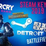 GENERATOR STEAM KEYS 2019 FAR CRY NEW DAWN, PUBG, RDR 2 AND MORE