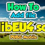 How To Add File Lib Mod PUBG Mobile Update 0 11 0