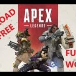 How to download APEX LEGENDS free for PC