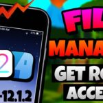 NEW Get ROOT Access Files iOS 12-12.1.2 – Install iFileFilza