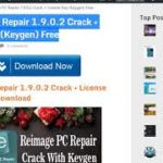 Reimage PC Repair 1.9.0.2 (Crack) Plus License Key + Keygen