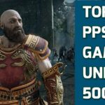 Top 10 Best PPSSPP (PSP) Games Under 500 MB 2019 With Download